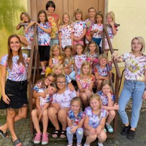 Letní příměstský tábor  Dívčí klub 1